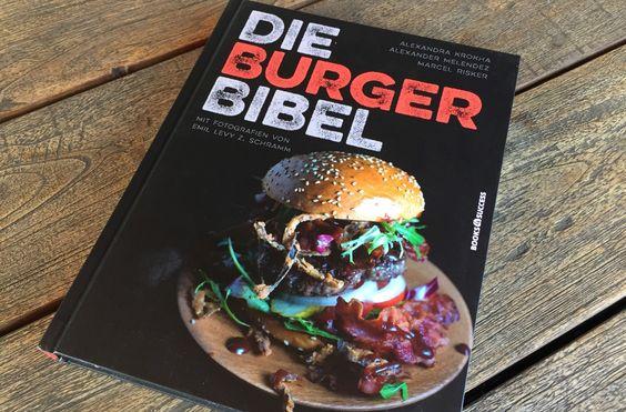 Die Burger-Bibel – das Buch vom Burger City Guide