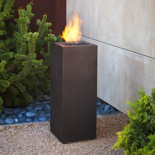 Home Fireplaces Oudoor Fireplaces Real Flame Baltic