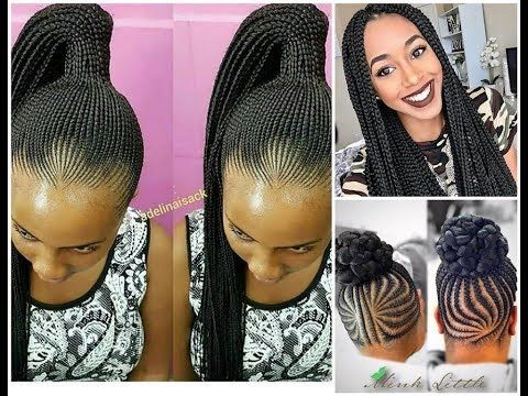 Stylish Braids 2018 Exclusive Braided Hairstyles African Braids Hairstyles Pictures Hair Styles Braided Hairstyles