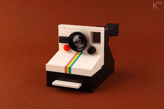 Vintage Polaroid Camera (HARDnuary 2014)