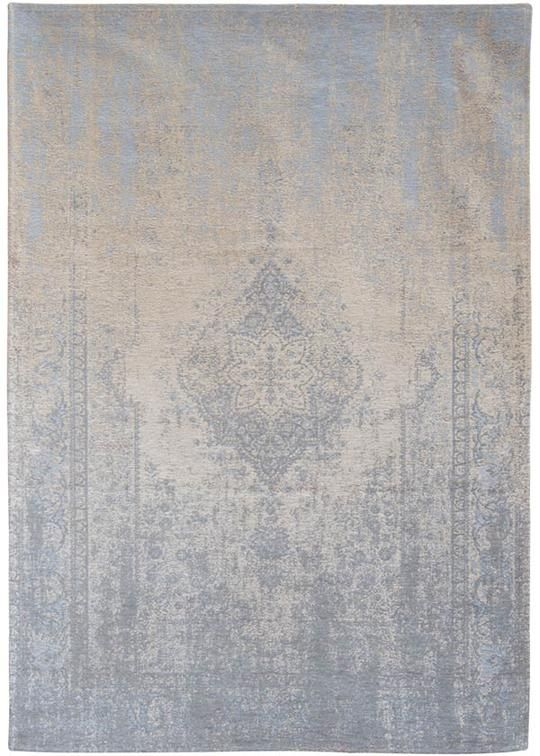 Discover Luxury Wool Rugs From Louis De Poortere Handmade Big Rugs For Spacious Rooms Or Modern Geometric Rugs For Des In 2020 Light Blue Rug Braided Rugs Carpet Sale
