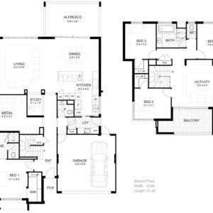 Awe Inspiring Wonderful Modern Minimalist House Floor Plans Plus Pictures Of 2 Largest Home Design Picture Inspirations Pitcheantrous