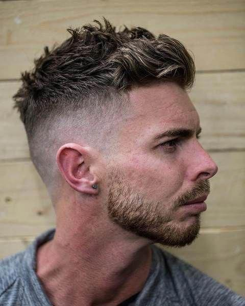 101 Short Back Sides Long On Top Haircuts To Show Your Barber In 2018 Topmenshaircuts Mens Hairstyles Short Mens Haircuts Short Haircuts For Men