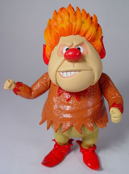 Heat Miser!  I have the bobblehead!