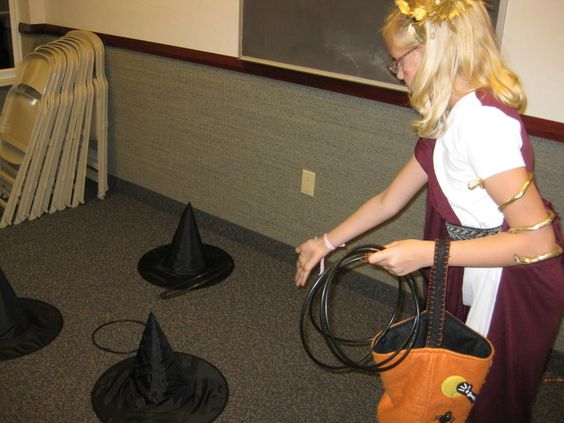 witch hat ring toss#Repin By:Pinterest++ for iPad#