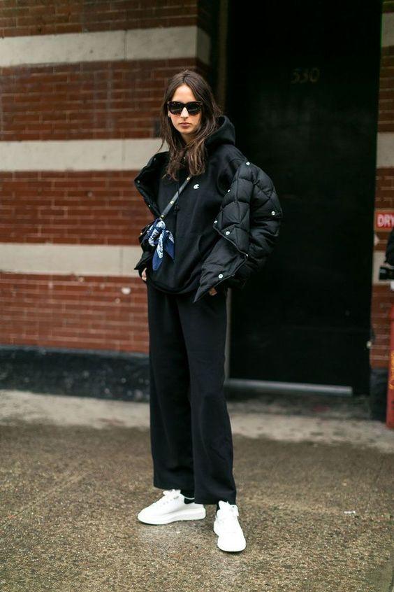 The Best Street Style from New York Fashion Week - HarpersBAZAAR.com #fashionweeks, #NewFashionTrends