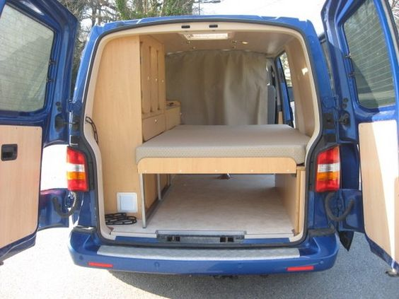 Camping cars camping car and voitures on pinterest for Interieur camping car