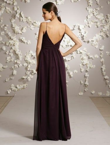 love this! low back and thin straps. very nice.