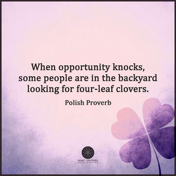 Polish Proverb