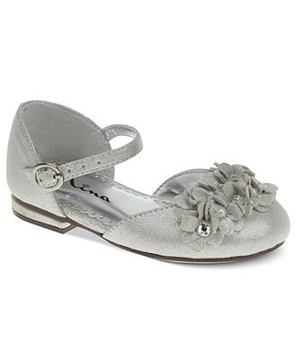 Nina Kids Shoes, Little Girls or Toddler Girls Edith Mary Janes - Kids - Macy's
