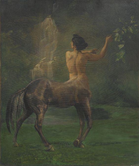 Centauress (John La Farge - ):