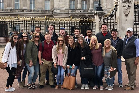 TROY University Risk Management and Insurance students study abroad in  London, England. | Troy university, Study abroad, Study abroad england