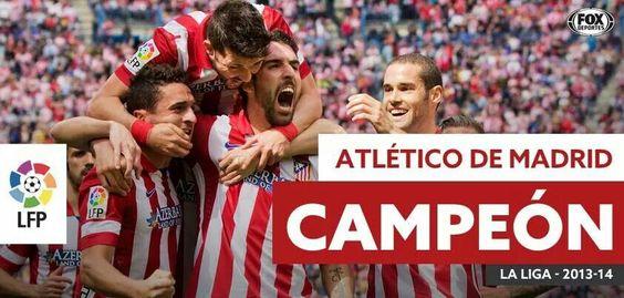 Bien por Atletico Madrid ...halaaa Madrid