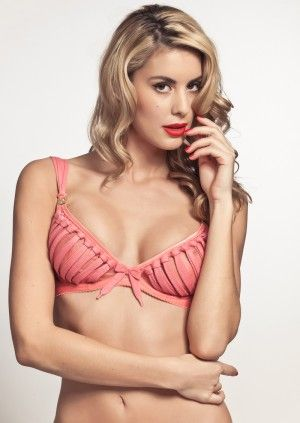 Made by Niki Almost Famous Plunge Bra by Pleasurements.com