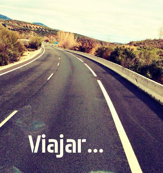Un viaje... Ese lugar al que vas... O vuelves? Carretera y mis vivencias en una maleta...