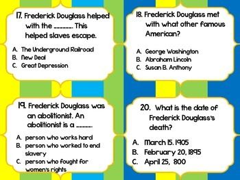 a comparison in experience by harriet beecher stowe and fredrick douglass Buy american experience: the abolitionists: read 155 movies & tv reviews - amazoncom  william lloyd garrison, frederick douglass, harriet beecher stowe, and .
