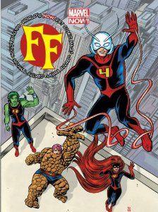 FF - Volume 1: Fantastic Faux (Marvel Now) (Fantastic Four) by Matt Fraction. Save 43 Off!. $9.13. Series - Fantastic Four. Publisher: Marvel (July 23, 2013)
