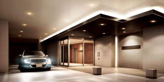 Pin By Ma Jiatao On Stuff To Buy Parking Design Entrance House