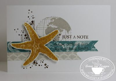 Yvonne is Stampin' & Scrapping: Stampin' Up! Picture Perfect, Going Global #stampinup: