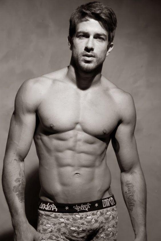 Mundo.Brasil: Os Homens Mais Bonitos e Sexys do Brasil 2014