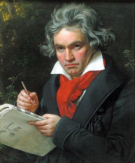 Ludwig van Beethoven / 16 de diciembre de 1770 - 26 de marzo de 1827