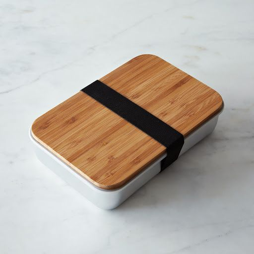 The top comes off and doubles as a cutting board! Sandwich Box on Provisions by Food52