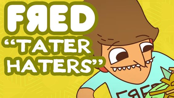 """""""Tater Haters"""" Music Video - Fred Figglehorn"""
