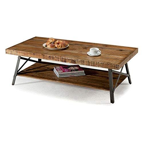 Reclaimed Rustic Oak Round Coffee Table Coffee Table Coffee Table Wood Round Coffee Table