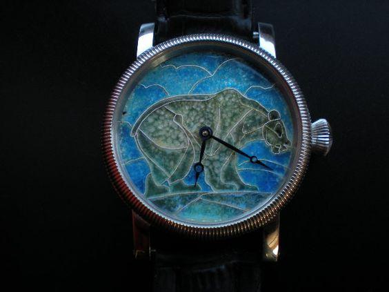 Enamel cloisonne. ( dial watch, icon, etc....) 738f0250b64a7610df426aada81029a9