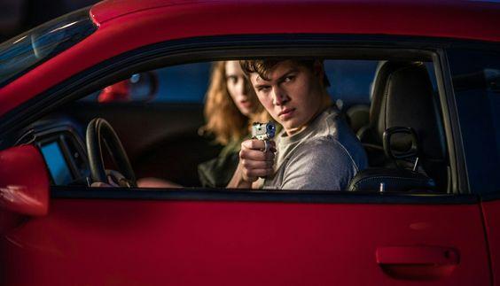 Baby Driver (2017) dir. by Edgar Wright