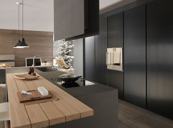 Kitchen bathroom living design in london modern for Italian kitchen interior design
