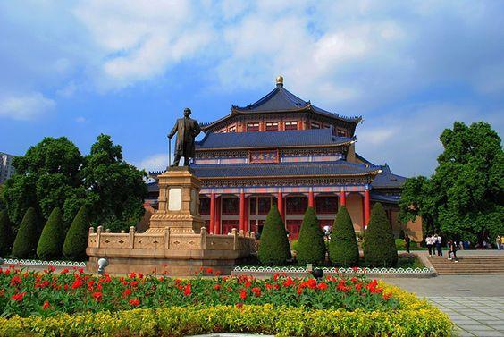 Nhà tưởng niệm Tôn Trung Sơn thu hút khách du lịch