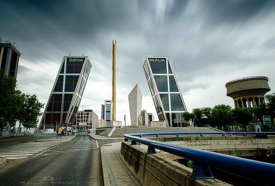 De Madrid al cielo by Alejandro Rodriguez on 500px