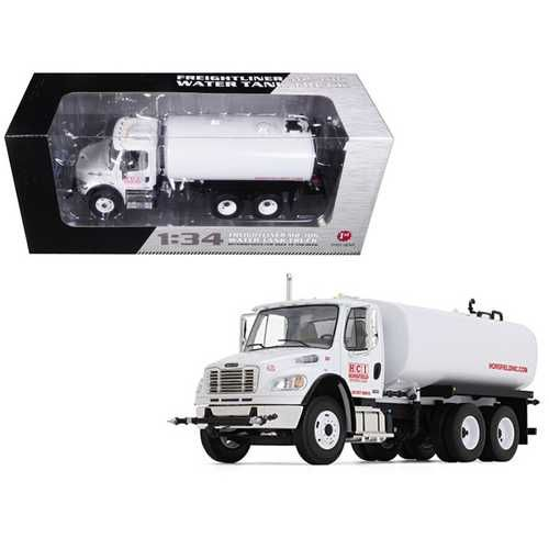 Freightliner M2 106 Water Tank Truck Horsfield Construction Diecast Model Car By First Gear Water Tank Truck Freightliner Water Tank