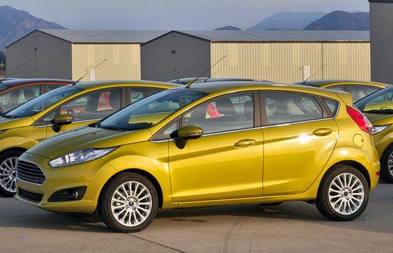 Ford Fiesta 2014 a precios desde $16,445 en Estados Unidos » Los Mejores Autos