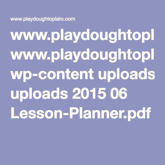 Free Lesson Planner LesPlanner.pdf