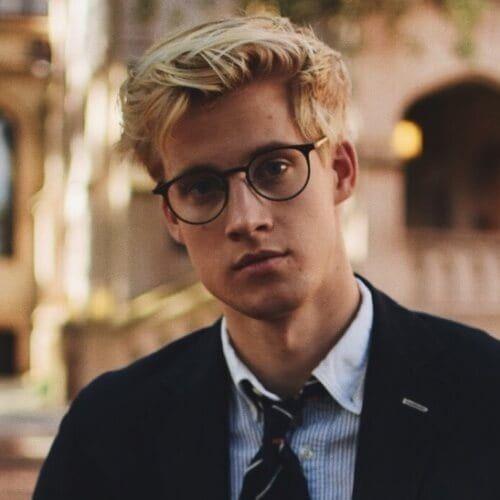 50 Polished Ivy League Haircuts For Men Men Hairstyles World Ivy League Haircut Men Blonde Hair Haircuts For Men