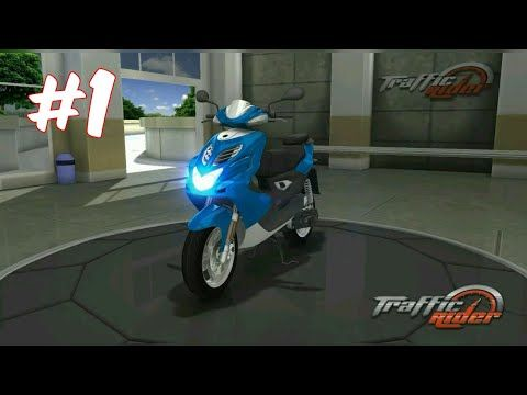 Traffic Rider Bike Racing Game Android Gameplay 1 Racing