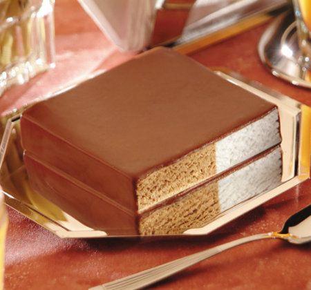 BombÓn escocÉs helado de americana, chocolate, relleno de dulce de ...