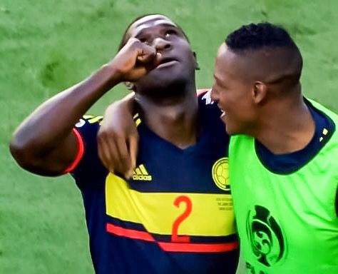 !! Gooool de Colombia 🇨🇴⚽️🇨🇴 !! USA 0️⃣ : Colombia 1️⃣