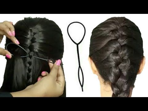 How To French Braid Clip In Hair Extensions Youtube Hair Extensions Tutorial Braid In Hair Extensions Braid Clips