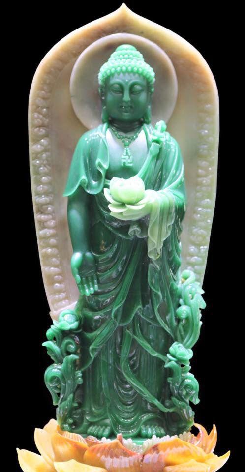 Jade Buddha ~ ღ ~ Skuwandi