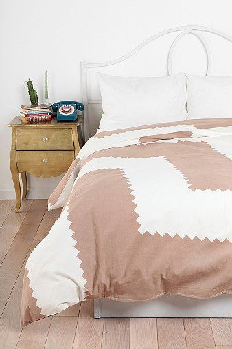 Magical Thinking Geo Kansai Queen Size Duvet Cover  $29.99 on SALE.  Urban Outfitters