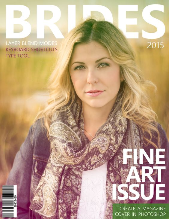 In today's episode, we show you how to stylize a magazine cover in Photoshop! We start today's episode off by pulling in an image from Fotolia.com. This image will serve as our magazine cover. After we have our image pulled into Photoshop we are ready to begin stylizing.
