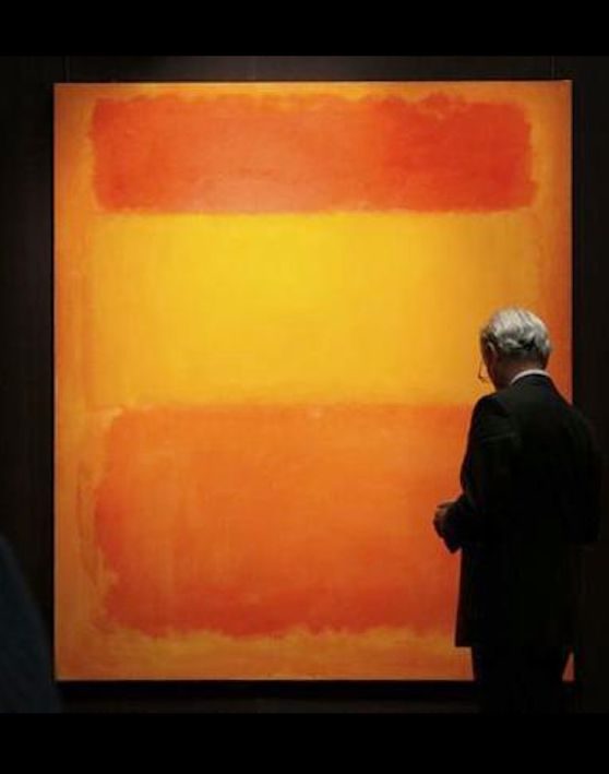 MARK ROTHKO, The Complexity Of Simpleness