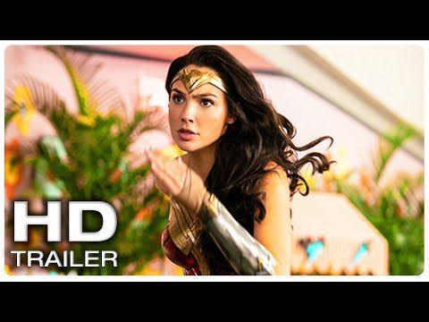 Wonder Woman 1984 Trailer 2 Teaser New 2020 Wonder Woman 2 Gal Gadot Superhero Movie Hd In 2020 Wonder Woman Superhero Movies Gal Gadot