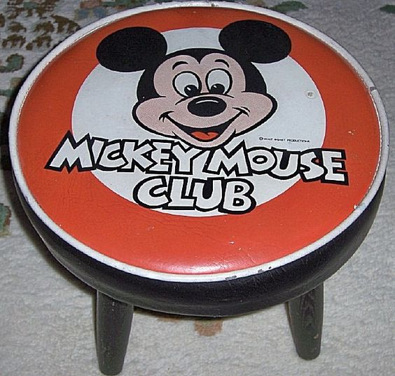 Pinterest the world s catalog of ideas - Mickey mouse stool ...