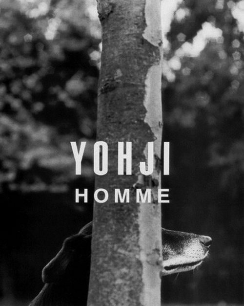 Картинки по запросу Yohji Homme gif