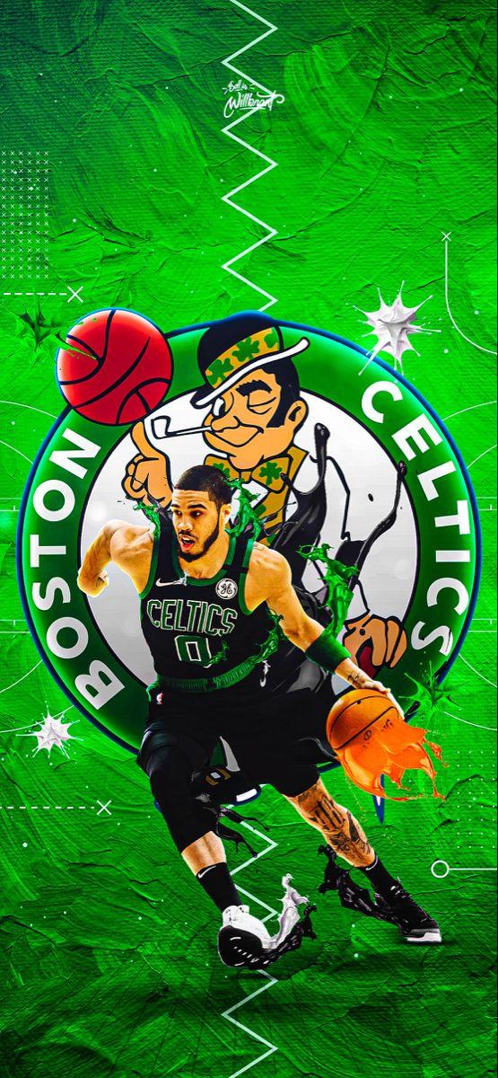 Taytum Boston Celtics Wallpaper Nba Wallpapers Basketball Wallpaper