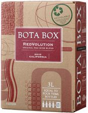 Not your Mama's boxed wine!